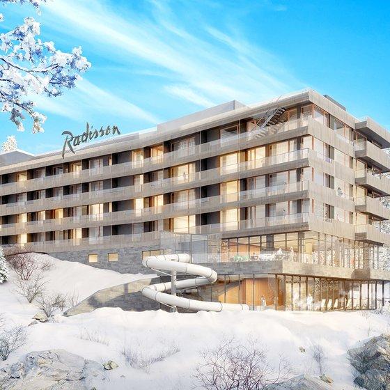 Radisson Hotel Szklarska Poręba condohotel