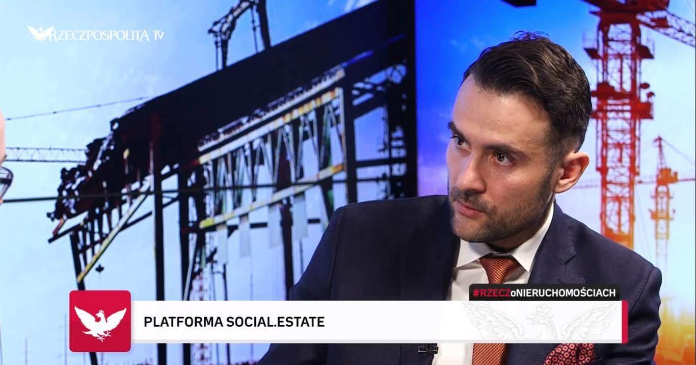 Crowdinvesting nieruchomości komercyjnych- platforma Social.Estate