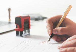 dokumenty dla notariusza