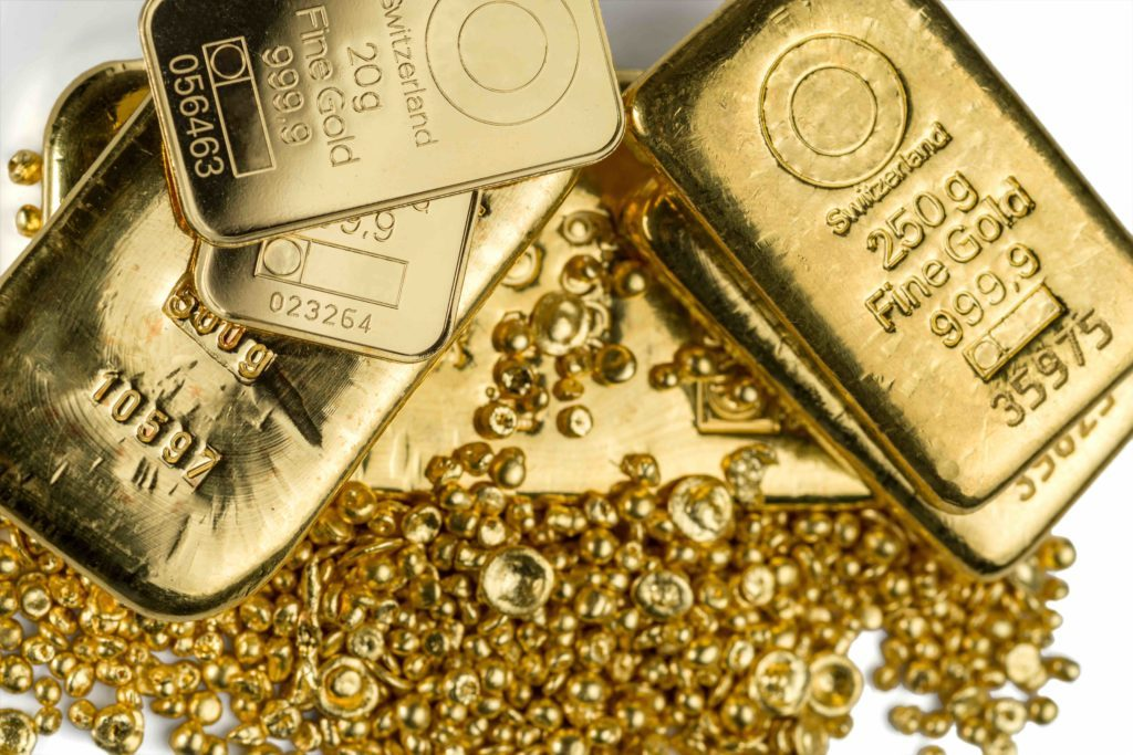 Inwestowanie w złoto i metale ziem rzadkich