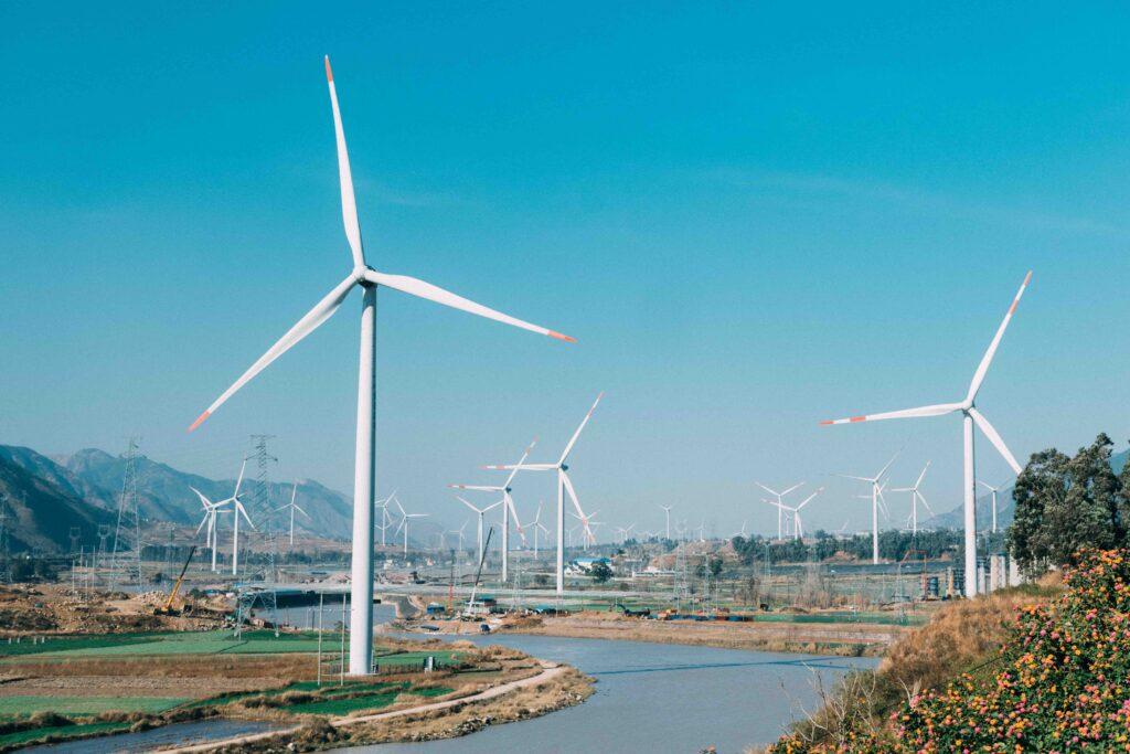 Jak działają ekologiczne elektrownie wiatrowe
