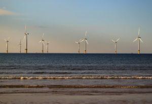 elektrownie wiatrowe na morzu