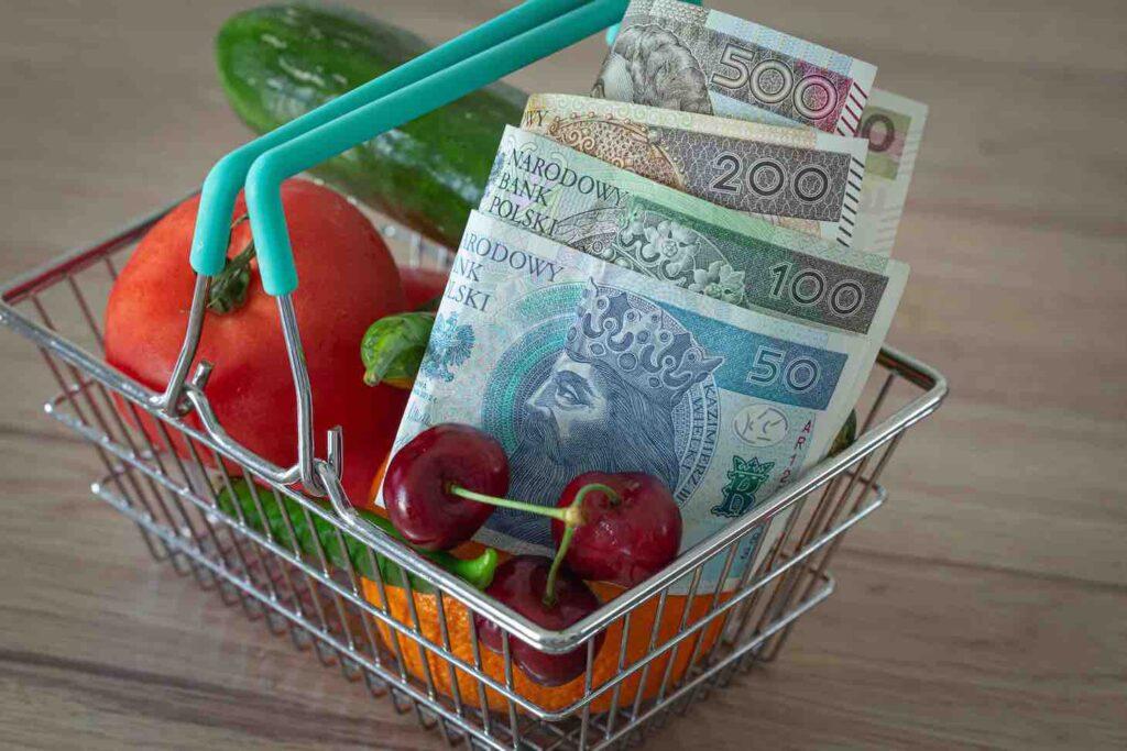 Niespodzianka w inflacji - wzrost cen szybszy niż oczekiwania ekonomistów