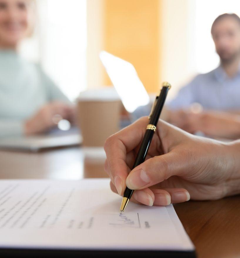 Formy umowy przedwstępnej nieruchomości