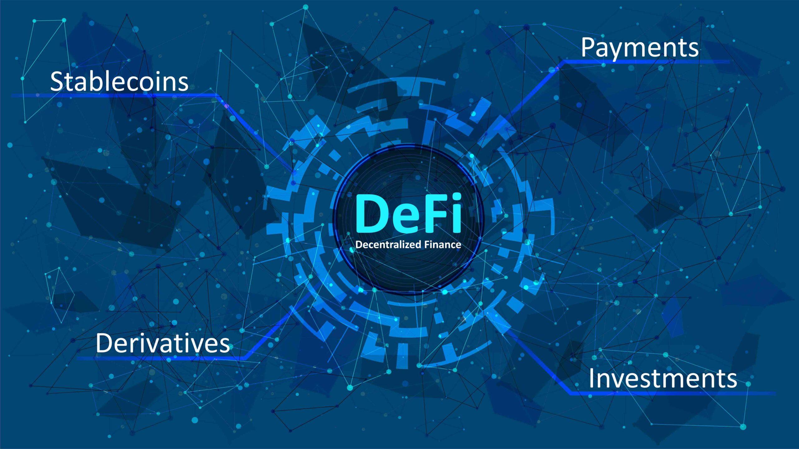 Defi Blockchain