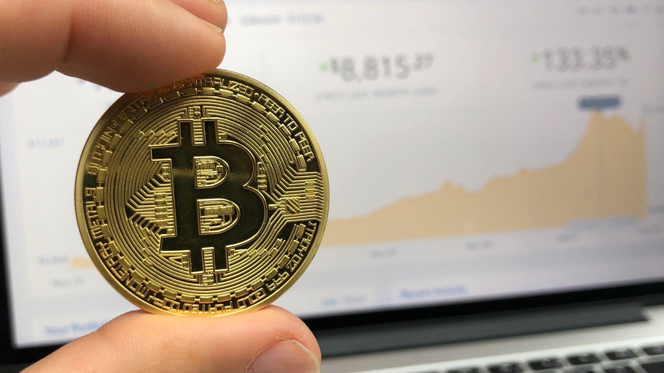 wzrost ceny Bitcoina